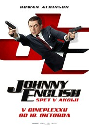Johnny English spet v akciji