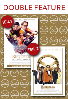 Kingsman Double Feature