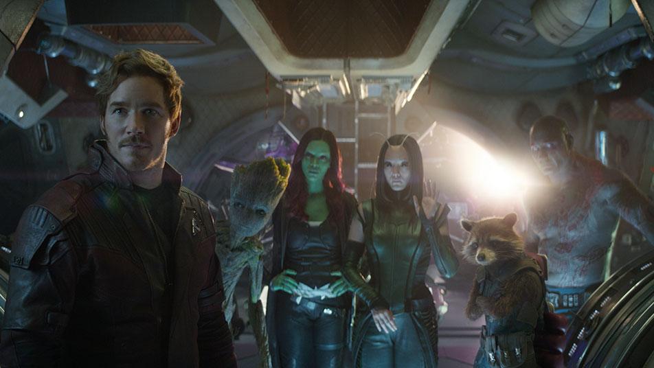 Avengers Infinity War Bewertung