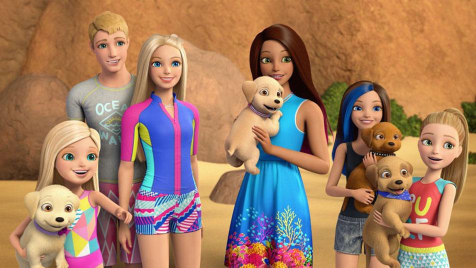 Barbie Die Magie Der Delfine Cineplexx At