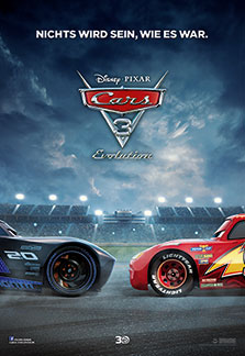 Cars 3 - Evolution 3D Dolby Atmos