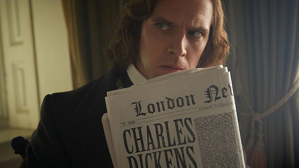 Der Weihnachten.Charles Dickens Der Mann Der Weihnachten Erfand Cineplexx At
