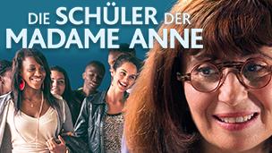 Die Schüler Der Madame Anne Kinox