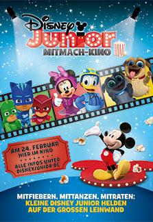 Disney Junior Mitmach Kino Frühjahr 2019 Cineplexx At