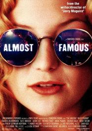 Almost Famous ist ein autobiographisch inspirierter Spielfilm von Cameron Crowe über einen 15 jährigen Junge, der vom Magazin Rolling Stone beauftragt wird, ... - FW14214