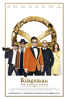 Kingsman - The Golden Circle Dolby Atmos