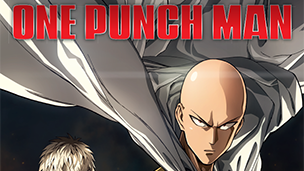 One Punch Man - Episode 01-03