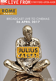 Live Royal Shakespeare Theatre - Julius Caesar