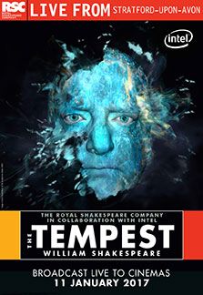 Live Royal Shakespeare Theatre - The Tempest