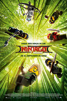 The LEGO Ninjago Movie Dolby Atmos
