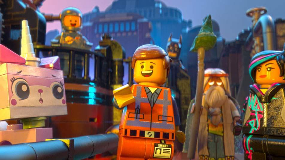 Lego Movie Altersfreigabe
