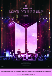 BTS Love Yourself Tour