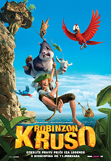 Robinson Crusoe Aka The Wild Life (sinhronizovano)